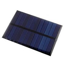 Celda Solar 6v 100ma 0.6w Policristalina Para Panel