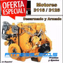 Manual Taller Motor Caterpillar 3116 3126 Español + Despiece