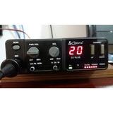 Rádio Px Cobra 22 Plus - Novinho - Sem Detalhes- Original