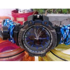 Reloj Casio G-shock Supervivencia Varios Colores