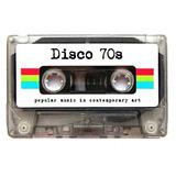Audio Cassettes Mezclados Música Disco 70s Mixtapes