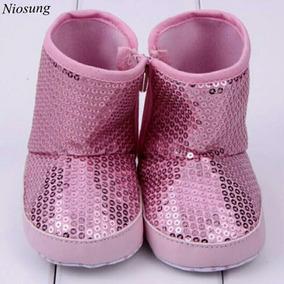 Bebe Zapato Niña Botitas