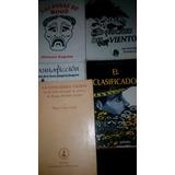 Pack De 6 Libros Escritores Magallanicos