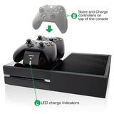 Estación De Carga Controles Xbox One Nyko Modular Cargador