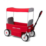 Carro Eléctrico Radio Flyer