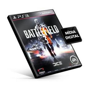 Battlefield 3 Bf3 Ps3 Play 3 Psn Midia Digital Receba Hoje