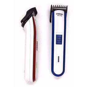 20 Máquina Aparado Pelos Corta Cabelo Barba Pezinho Recarreg