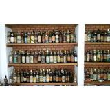 Coleção De Cachaças Antigas Desde A Década De 70 + De 300