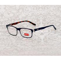 Armação Óculos De Grau Rayban 5245 Feminino \ Masculino