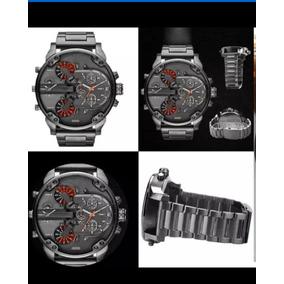 Relógio Diesel Masculino Dz7315/1cn 685 Am Cinza Novo