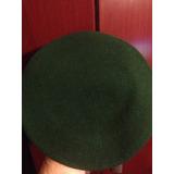 Boina Verde Militar Ejército