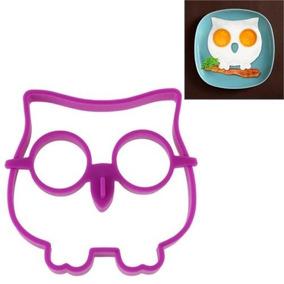 Kitchen Appliance Food Cartoon Owl Shape Egg Frying Ring