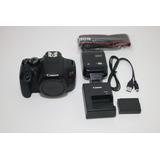 Canon Eos Rebel T6 Cuerpo, 18mp, Wi-fi, Nfc+ Regalo Flash