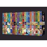 Linda Coleção Hanna Barbera 43 Box 154 Dvds Lindo Box!