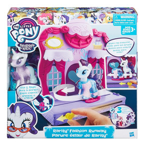 Casa Little Pony Boutique De Moda Rarity Friendship Is Magic