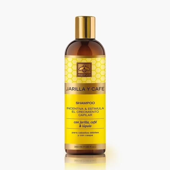 Shampoo Crecimiento Capilar Jarilla & Cafe - Reino