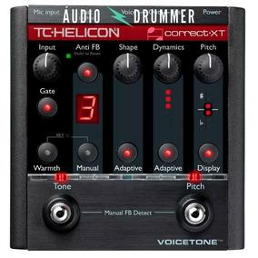 Corretor Auto-cromático Voz Voicetone Correct Xt Tc Helicon