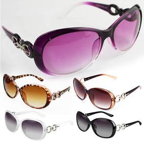 Óculos De Sol Clássico Feminino Proteção Uv 400