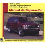 Manual De Taller Haynes Camionetas Toyota 1979-1995 Español