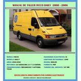 Manual De Taller Despiece Reparación Iveco Daily 2000-2006