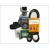 Kit Distribución Ina+bomba Agua+poliv Bora 1.9 Tdi 01/...
