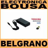 Cargador Notebook Megalite 19v 3.42a 65w, Toshiba,bgh, Acer,