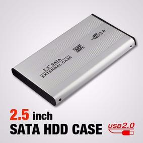 Case Externo 2.5 Sata Usb 2.0