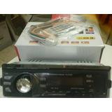 Radio Para Carro Com Mp3-sd Player-usb-aux Front.