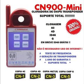 Cn900 Mini - Aparelho Clonador De Chip Transponder