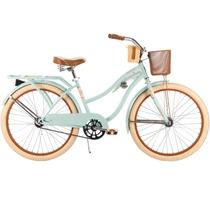 Bicicleta Mujer 24¨ Huffy Nel Lusso Cruiser