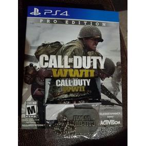 Call Of Duty Ww2 Pro Edition Ps4 Envio Gratis Incluye Regalo