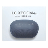 Parlante Bluetooth LG Pl2 Xboom Go Ipx5 5w 10hr Negro