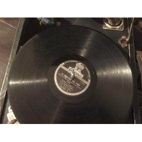 Fonola Gramofono Fonografo Vitrola Funcionando