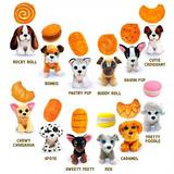 Sweet Pups Peluche Mascota Reversible Con Aroma Casa Valente