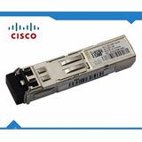 Gbics Transceptor De Fibra Óptica Cisco Glc-sx-mm Nuevo