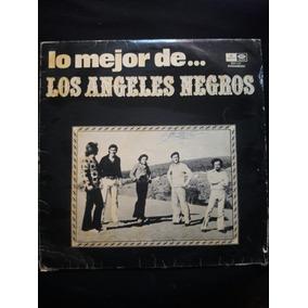 Lo Mejor De Los Angeles Negros Disco Vinilo Original