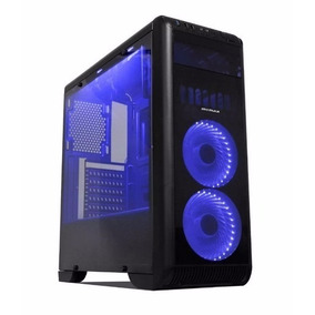 Cpu Gamer Lubatv I7 7700k / 16gb / Gtx1080 / 1tb / Ssd