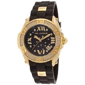 Reloj Ted Lapidus Marrón Mujer