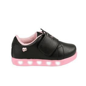 4c0460dc0 Tênis Sneaker Luz Pampili Preto 16505080