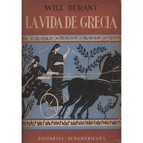 La Vida De Grecia 2 Ts ( Tapa Dura-ilustrados). Will Durant