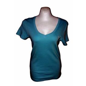 Blusa Para Mujer Ralph Lauren Talla Grande Color Celeste