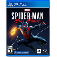 ..:: Spiderman Miles Morales ::.. Ps4 Playstation 4 Game Cen