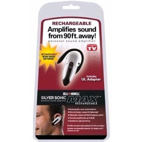Amplificador De Sonido Ambiental Personal Bell & Howell