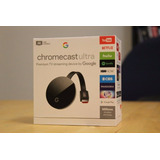 Google Chromecast Ultra 4k Netflix Youtube Smart Tv