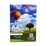 Papel Autoadhesivo A4 Glossy Sticker Brillante 100hojas 135g