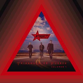 Attaque 77 - Triangulo De Fuerza Ep - Cd Nuevo, Cerrado