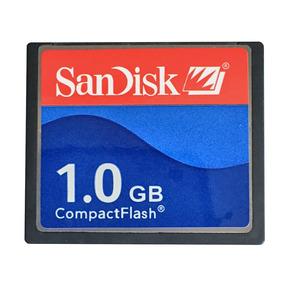 Cartão De Memória Compact Flash (cf) Sandisk 1gb