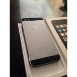 Iphone 5s 16 Gb Espacio Gray Una Semana De Uso