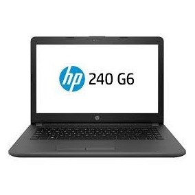 Notebook Hp 240 G6 / Intel I3-5005u / 4gb / 1tb 14 Hd Led