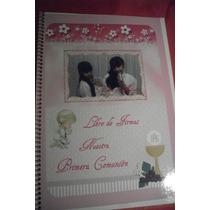 Libro De Firmas Personaliz Para Todos Los Eventos. Souvenirs